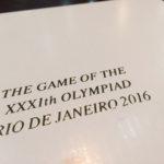 リオ オリンピックのお土産。